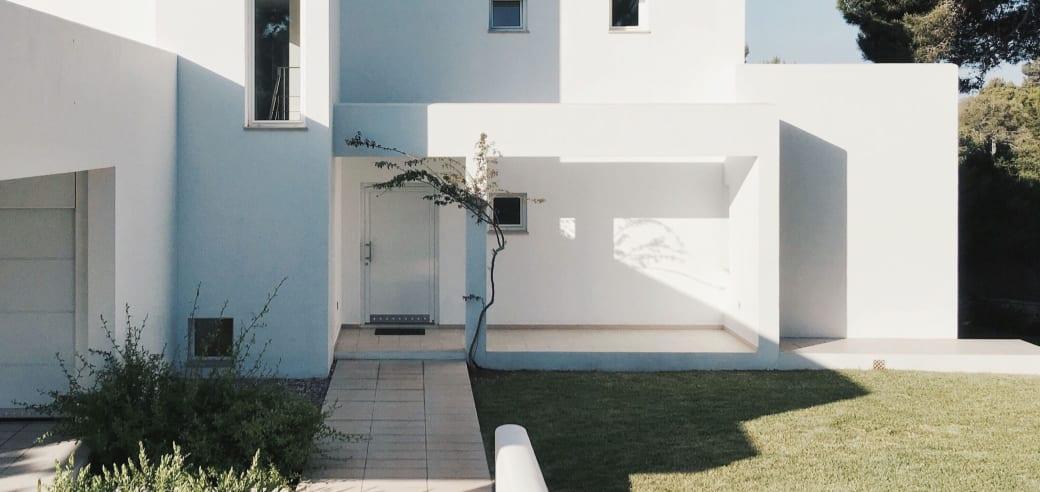 Model Depan Rumah Minimalis Modern