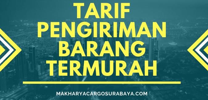 Ekspedisi Makassar Surabaya